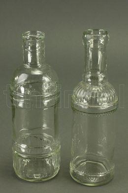 Dekorácia fľaša