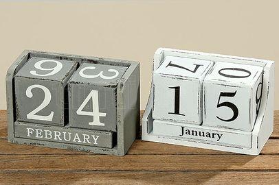 Dekorácia Kalendár
