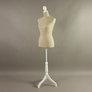 Figurína Krémová