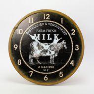 Hodiny Milk