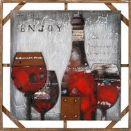 Obraz Wine