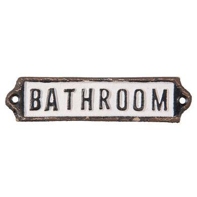 Označenie Bathroom