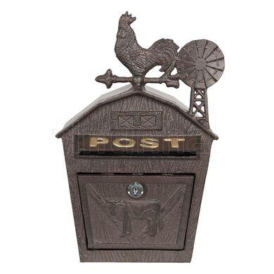 Poštová schránka Kohút