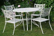 Záhradná súprava Barnsley White S