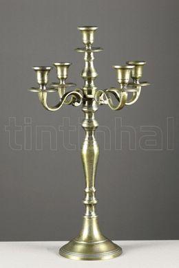 Svietnik Brass 50cm