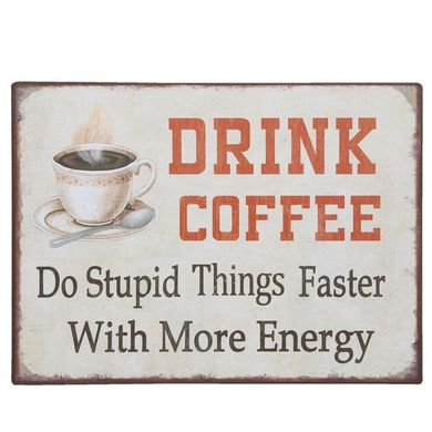 Tabuľa Coffee
