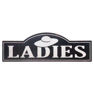 Tabuľka Ladies Hat