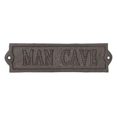 Tabuľka Man Cave