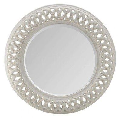 Zrkadlo antique white