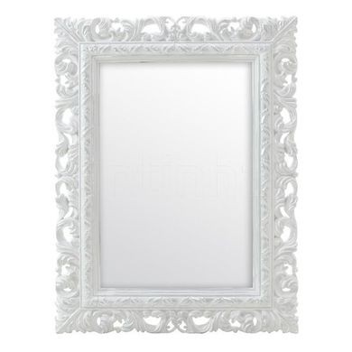 Zrkadlo white