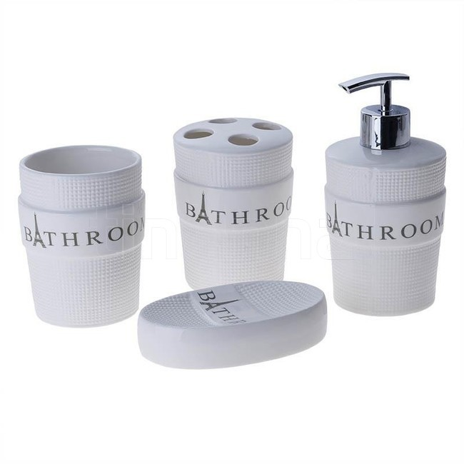 324ffd727b Kúpeľňová súprava Bathroom - Tintinhal
